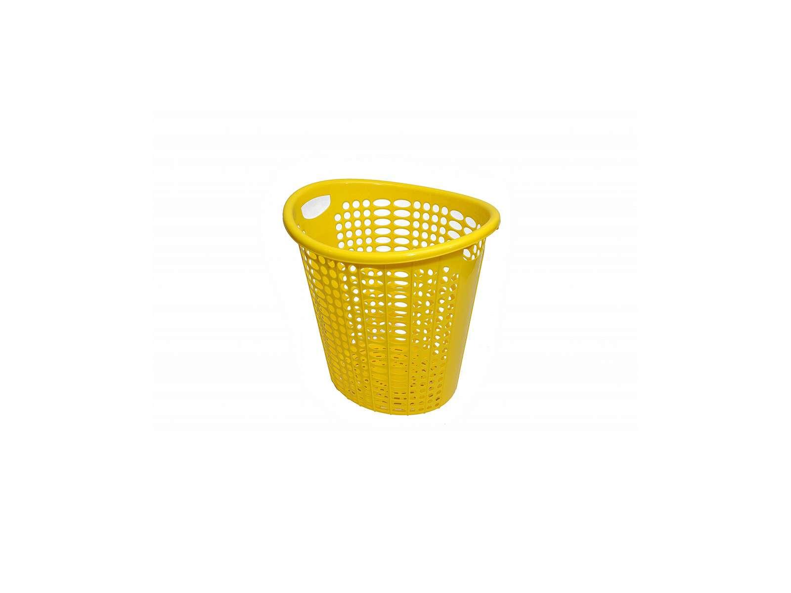 Oval Laundry Basket - Medium